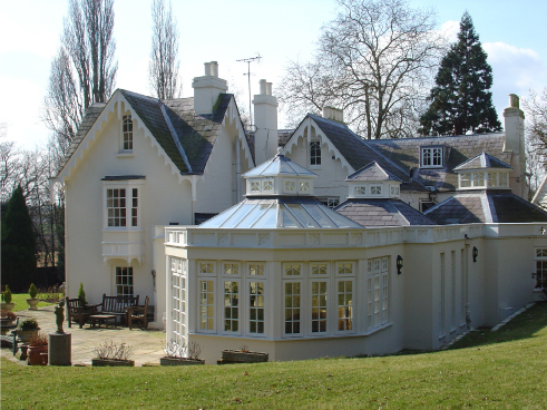 Manor House, Herts